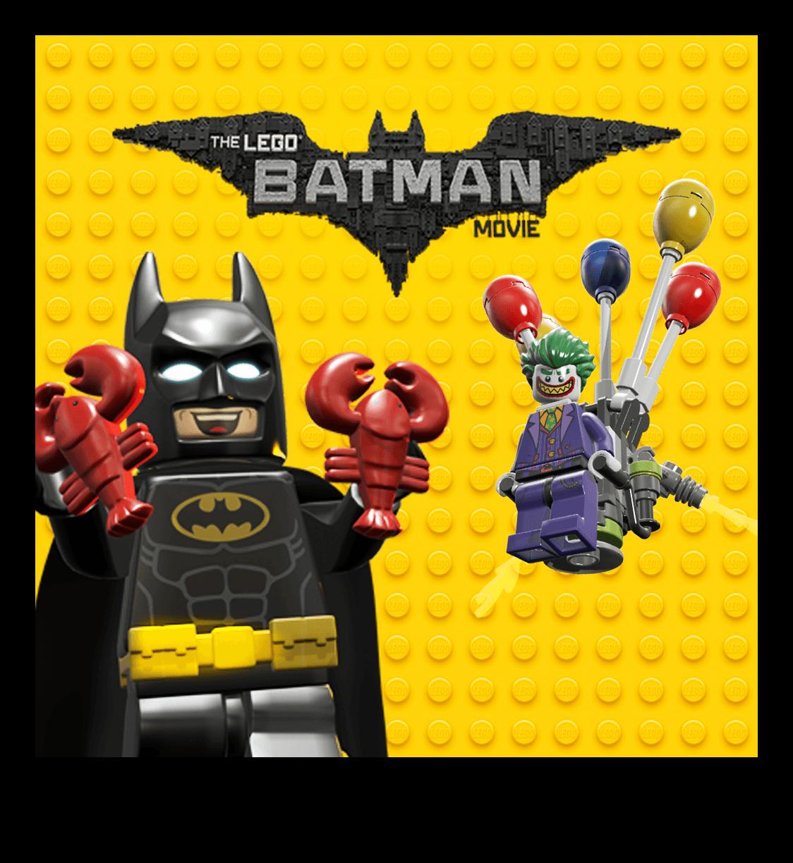 Lego 174 Batman Movie Games Taran Stafford Freelance